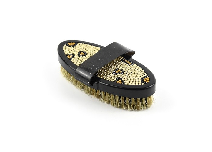 Bling Horse Grooming Brushes , Horse Riding Brushes For Cleaning Hair